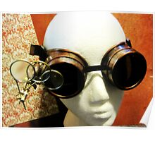 Steampunk Goggles 1.2 Poster
