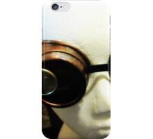 Steampunk Goggles 1.2 iPhone Case/Skin