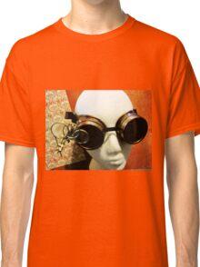 Steampunk Goggles 1.2 Classic T-Shirt