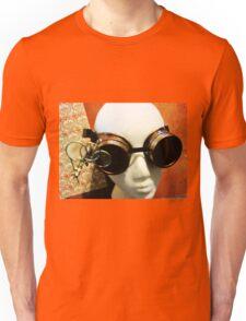 Steampunk Goggles 1.2 Unisex T-Shirt
