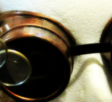 Steampunk Goggles 1.2 Sticker