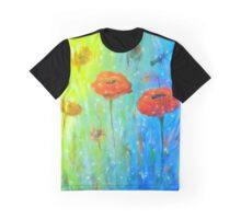 Magical Dragonfly Graphic T-Shirt