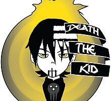 Soul Eater - Death The Kid  by Ninjaza