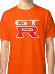 GT-R Grunge 2 Classic T-Shirt