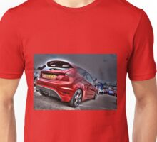 Red Shine in HDR Unisex T-Shirt