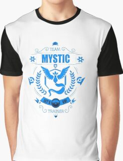 Team mystic trainer Graphic T-Shirt