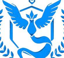 Team mystic trainer Sticker