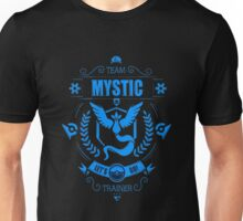 Team mystic trainer Unisex T-Shirt