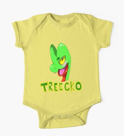 TREECKO! One Piece - Short Sleeve