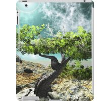 The last Tree iPad Case/Skin