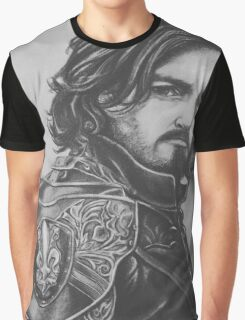 Captain Athos  Graphic T-Shirt