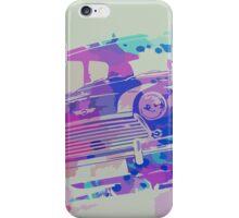 Mini Cooper ART iPhone Case/Skin
