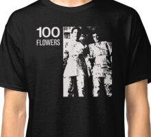 100 flowers t shirt  urinals Classic T-Shirt
