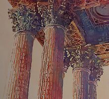Pillars of the Humanities by JennyArmitage