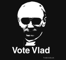 Vote Vlad by thecuban