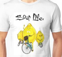 Lemons of Anarchy - Sour Life Unisex T-Shirt