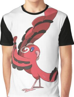 Oricorio (Baile Style) Graphic T-Shirt
