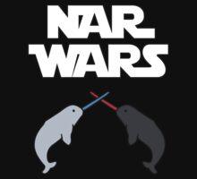 NAR WARS (Star Wars) white version by jezkemp