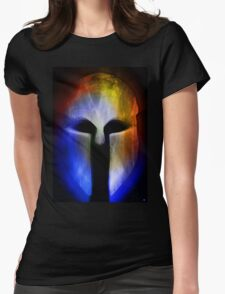 ARGUS THE WATCHER Womens Fitted T-Shirt