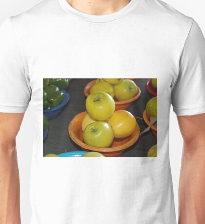 Golden Apples Unisex T-Shirt