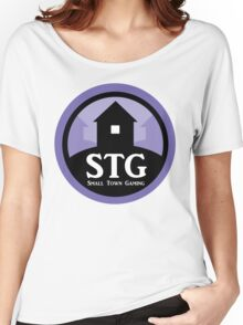 Small Town Gaming Logo Women's Relaxed Fit T-Shirt