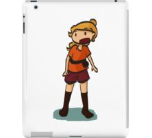 Fi the adventurer iPad Case/Skin