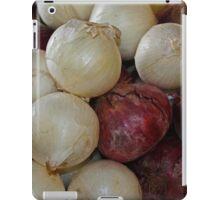 Onions I iPad Case/Skin