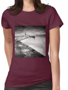 Seaward Squared Womens Fitted T-Shirt