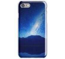 Galactic Lake View iPhone Case/Skin
