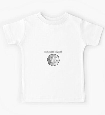 Boulder Badge - Pokemon Kids Tee