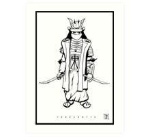 Terracotta New Art Print