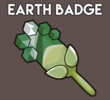 Earth Badge - Pokemon One Piece - Short Sleeve