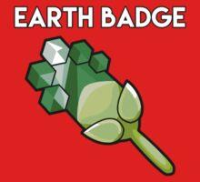 Earth Badge - Pokemon One Piece - Long Sleeve