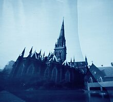 St Patrick's Cathedral, Melbourne by Soxy Fleming
