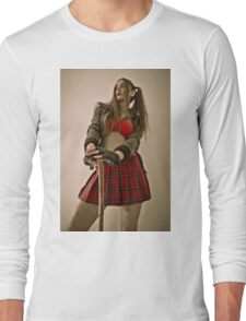 Sexualised Thuggery  Long Sleeve T-Shirt