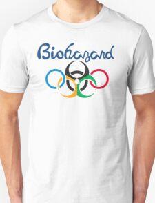 Rio Olympics - Biohazard 2016 Unisex T-Shirt