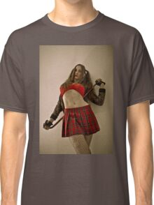 Sexualised Thuggery 2 Classic T-Shirt