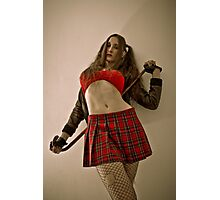 Sexualised Thuggery 2 Photographic Print