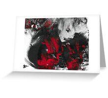 Dark of Night Greeting Card
