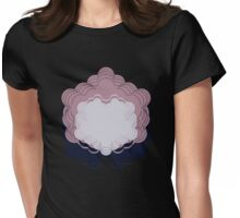 Heart Lace!  Womens Fitted T-Shirt