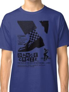 dance craze movie poster t shirt madness selector Classic T-Shirt