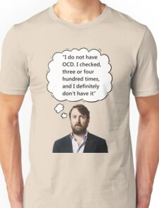 David Mitchell T-shirt Unisex T-Shirt