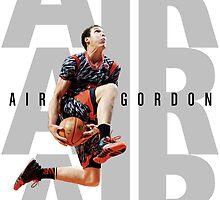 Aaron Gordon - Air Gordon V2, White by hermitcrab