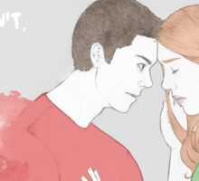 Stiles and Lydia Sticker