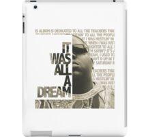Notorious B.I.G iPad Case/Skin