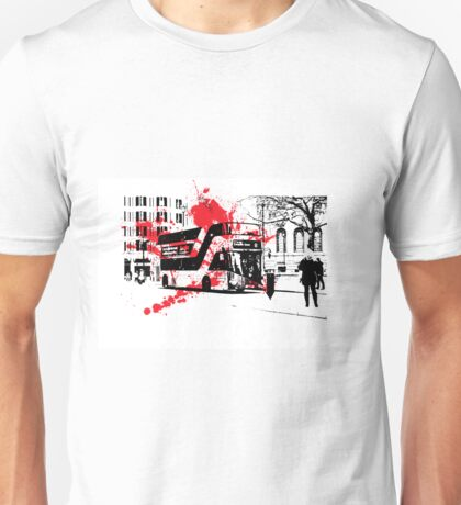 New London Bus Unisex T-Shirt