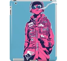 Smile - Ping Pong The Animation iPad Case/Skin
