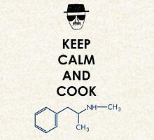 Keep calm and cook Meth - Black Hoodie