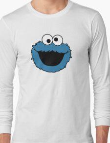 Cookie Monster Long Sleeve T-Shirt