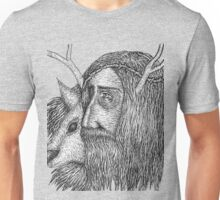 a buck and his doe Unisex T-Shirt